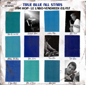 true blue ALL STARS