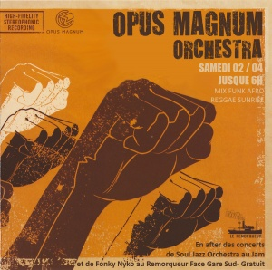 OPUS MAGNUM ORCHESTRA copie